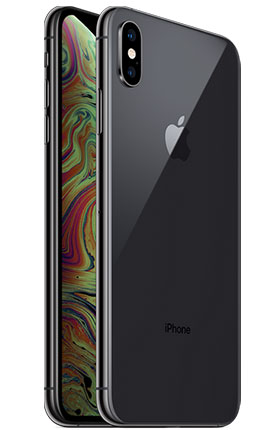 release date: d809b 00f78 iPhone XS Max Black